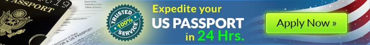 Expedite your US Passport in 24 hours