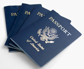 Different types of passport books information guide