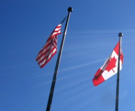 Passport requirements for traveling between the US and Canada