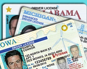 Real ID Act and Passport Requirements Driver's License
