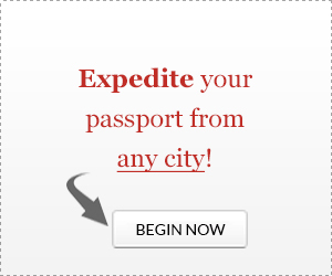Get your passport expedited in 24 hours