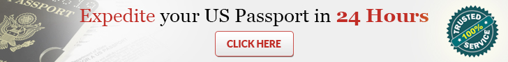 Get an expedited US passport service in 24 hours