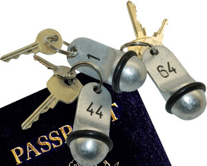 Hotel passport safety tips for overseas travellers