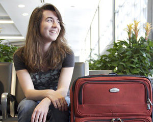 Tips to prepare teens traveling alone
