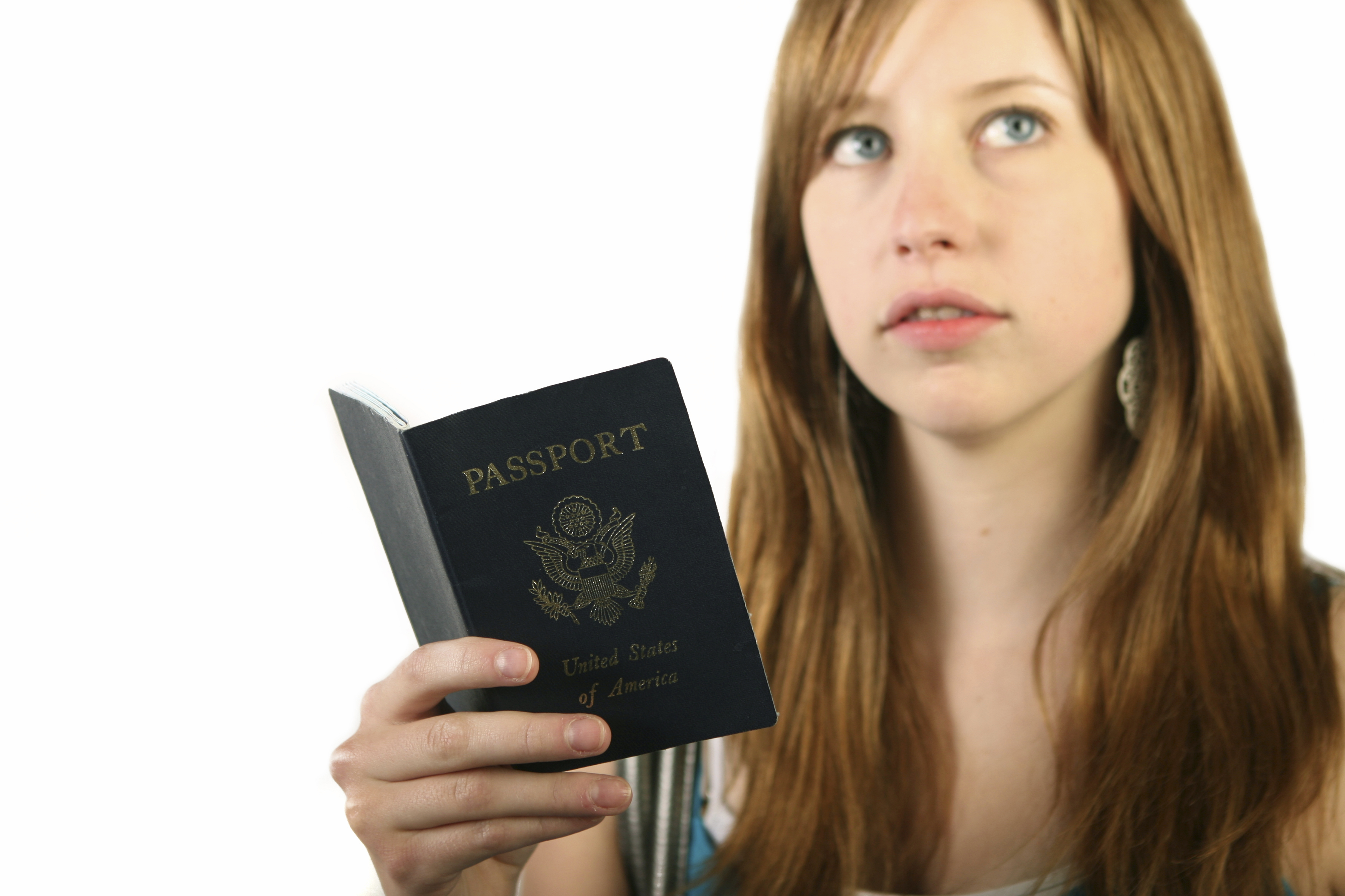 application for a passport replacement