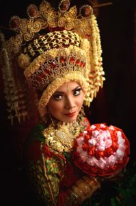 Indonesia had a rich and gorgeous culture