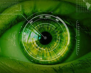Could an iris scan become your passport?